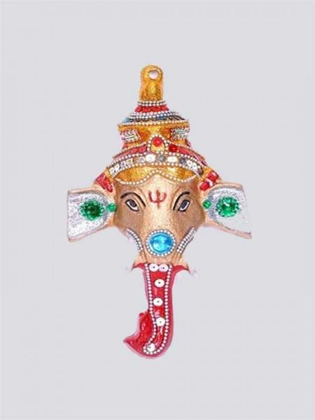 Designer Wall Hanging Ganesha Face