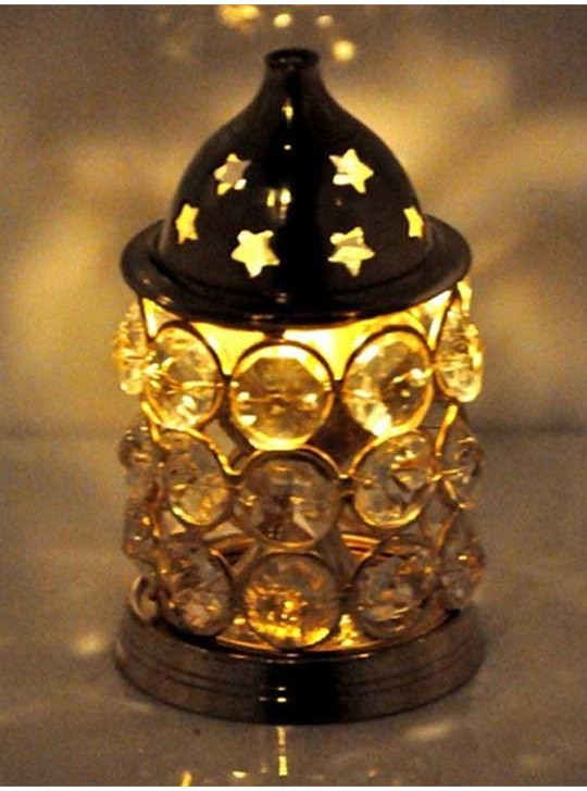 Akhand Brass Diamond Nag Diya Jyot