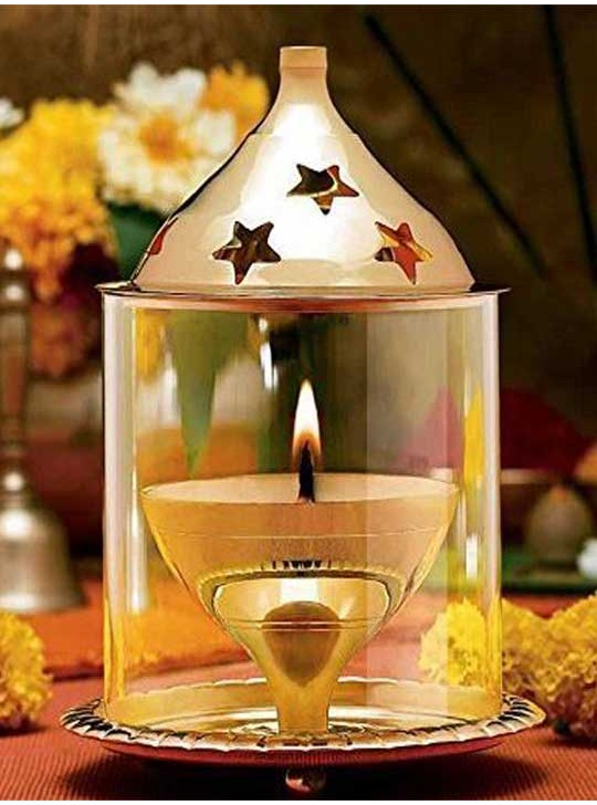 Akhand Brass Diya Jyot