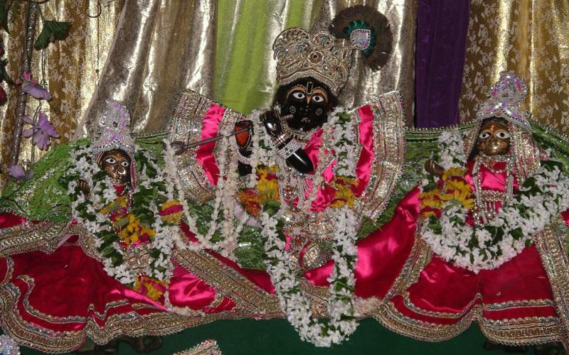 Sri Sri Radha Gopinatha