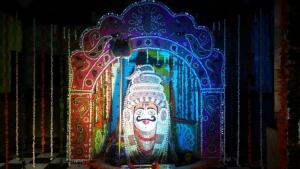Shri Bhuteshwar Mahadev Mathura
