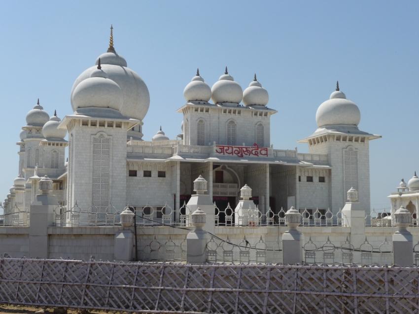 Jai Gurudev Naam Yog Sadhna Temple Mathura