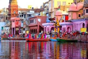 Shri Yamuna Maharani / Vishram Ghat