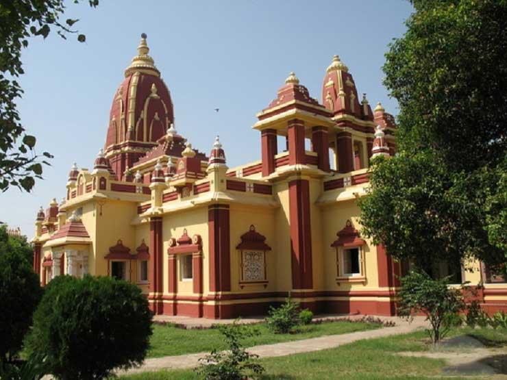 Birla And Gita Temple Mathura
