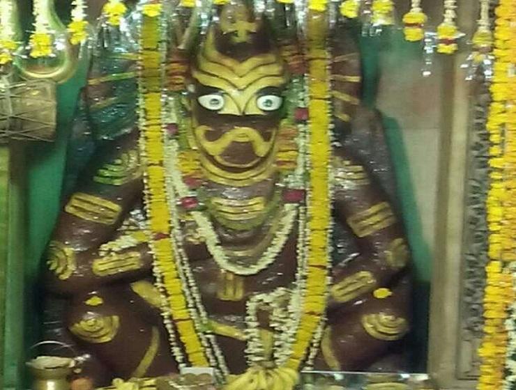 Shri Gokarn Mahadev Temple Mathura