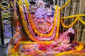 Govardhan Parikrama Darshan by e Rickshaw, Doodh ki Dhar ke Sath