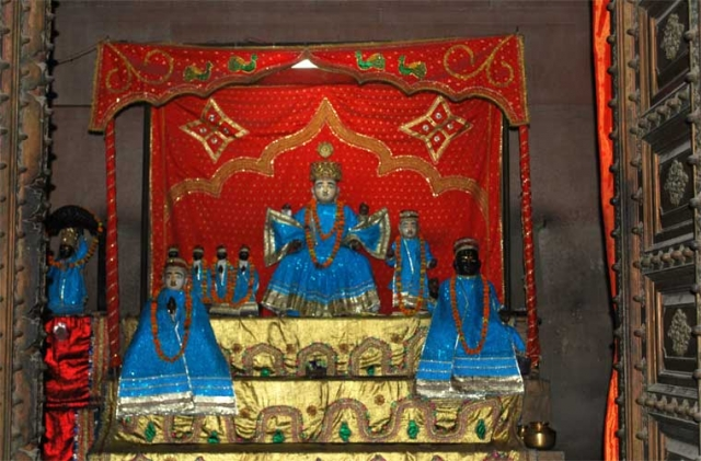 Jaipur Temple Vrindavan