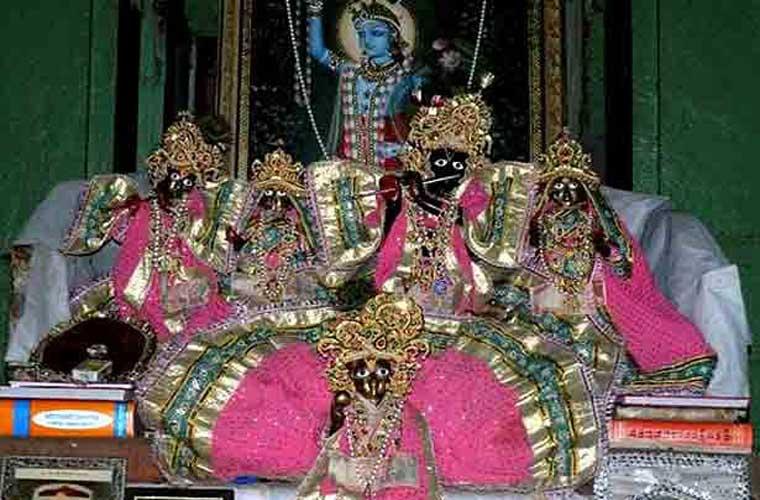 Jugal Kishore Temple Vrindavan