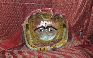 Maa Chamunda Ji Temple Mathura