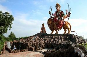 Maa Vaishno Devi Temple Vrindavan