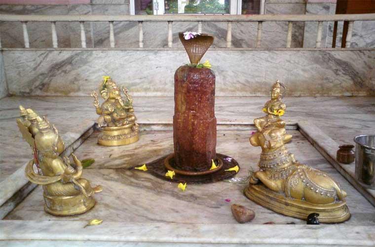 Nandeshwar Mahadev Temple Nandgaon
