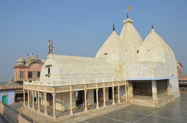 Nandgaon Temple