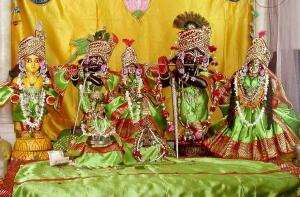 Shri Radha Gokulananda Vrindavan