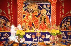 Radha Shyamsundar Temple Vrindavan