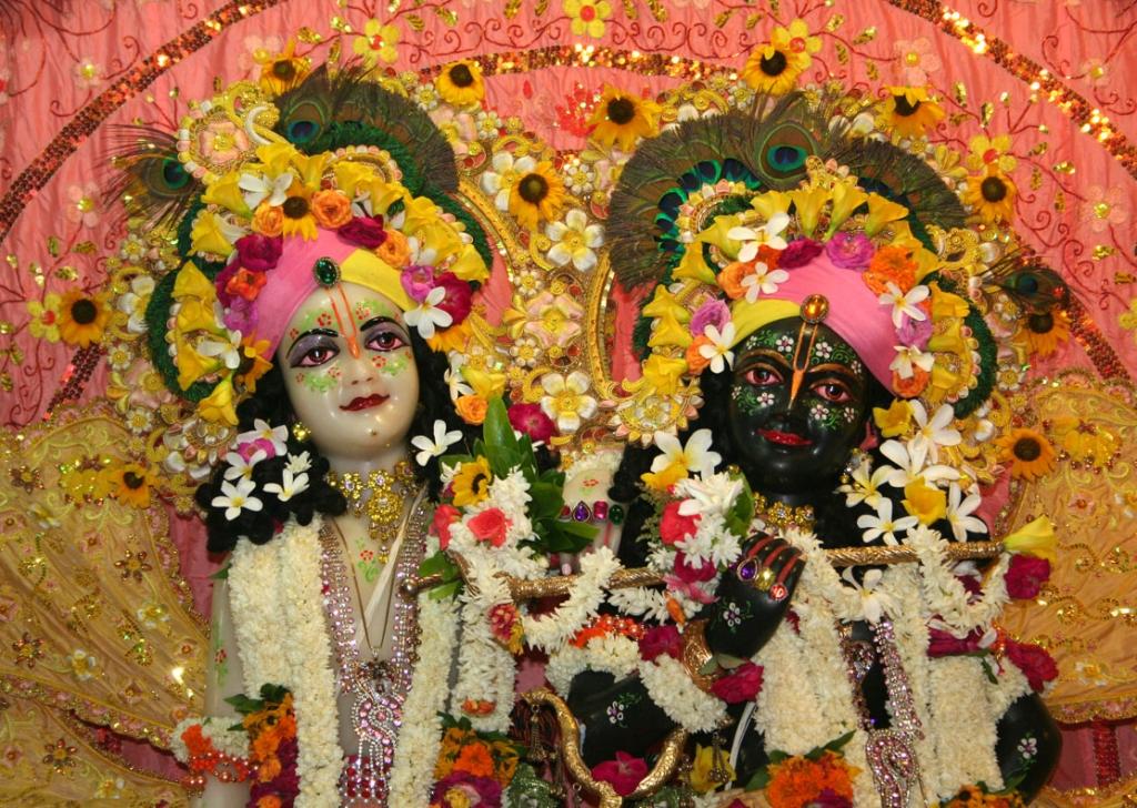 Iskon Temple Vrindavan