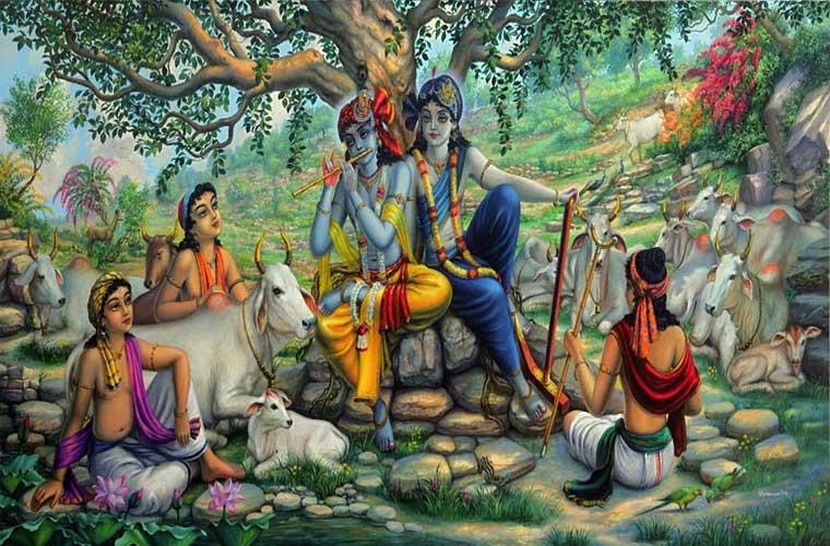 Shri Krishna Basuri Lela