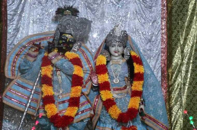 Shri Radhe Krishna Pagal Baba Temple