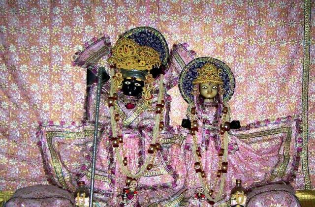 Shri Dauji Maharaj or Maa Revti Ji Darsan