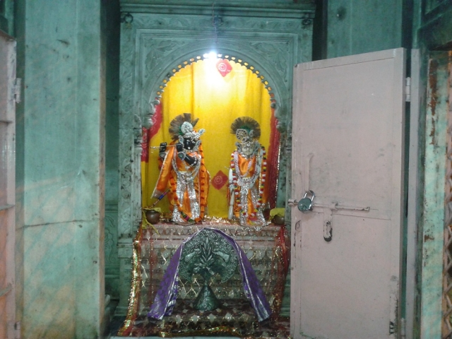 Shri Krishna Balram at Vishram Ghat