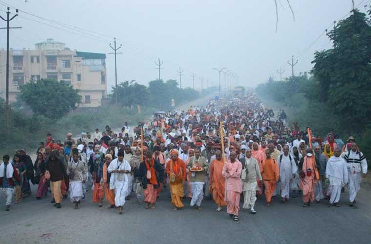 Vrindavan Parikarma