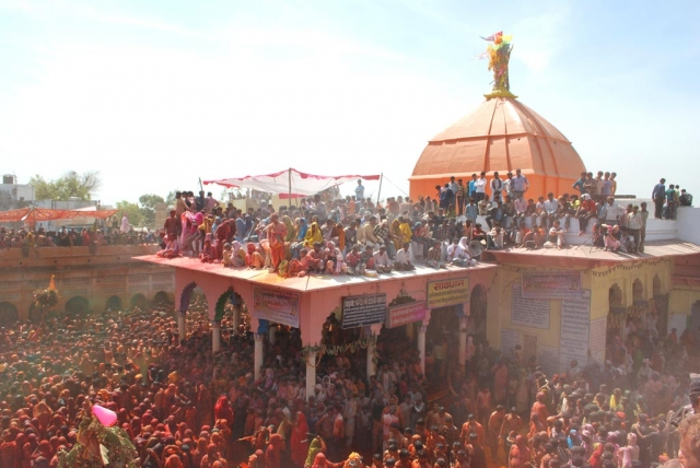 Dauji Temple Holi Mathura