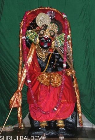 Dauji Maharaj Dauji Temple