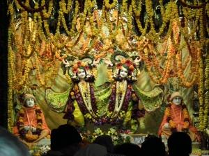 Shri Krishna Balram Iskcon Temple