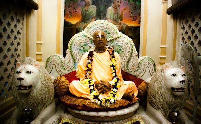 Maha Prabhu Ji Iskon Temple Vrindavan