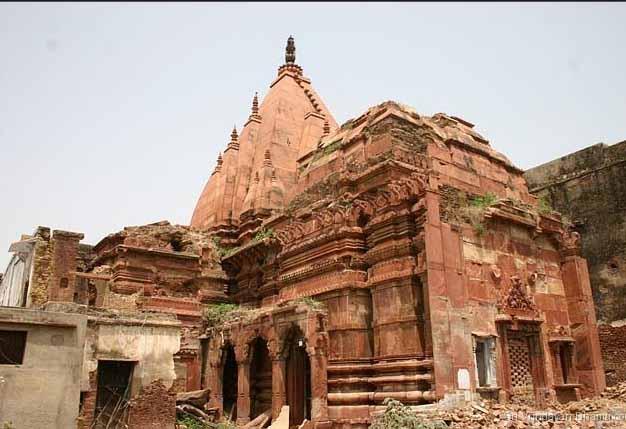 Radha Gopinath Temple Vrindavan