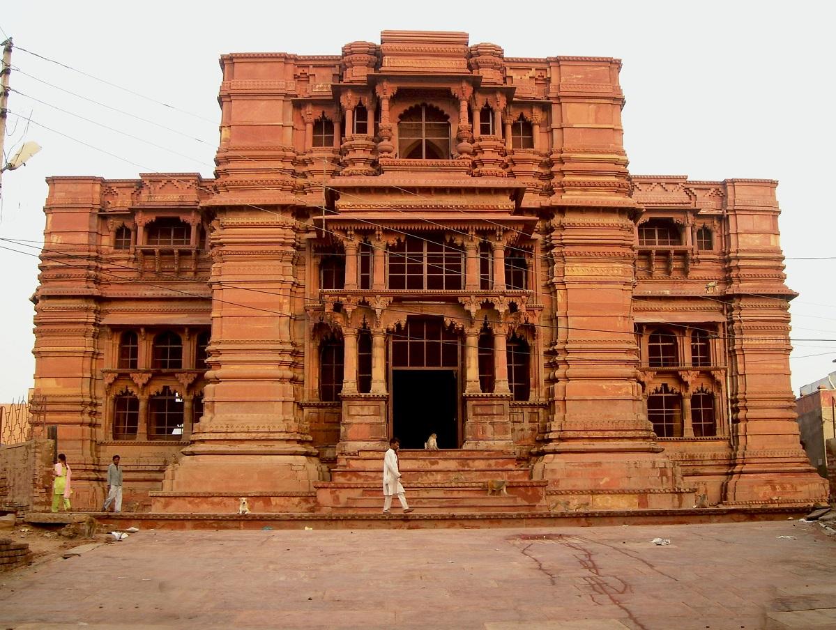 Radha Govind Ji Temple Vrindavan