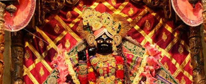 Shri Banke Bihari Ji Temple