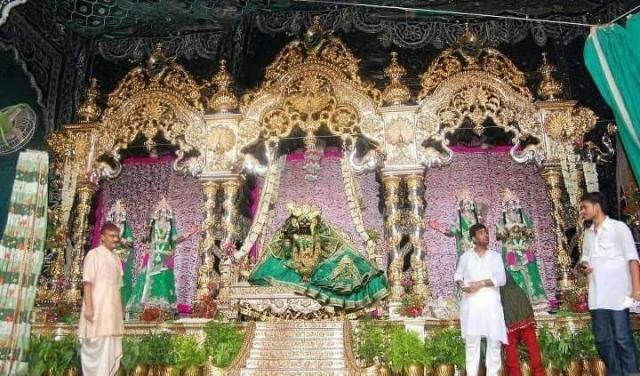 Shri Banke Bihari Ji Vrindavan