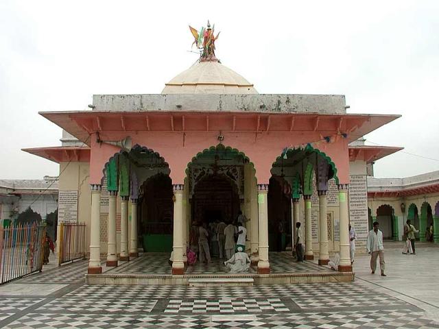Dauji Temple