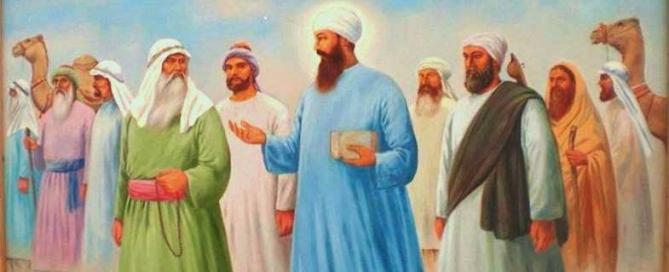 Guru-Nanak-Dev-ji-in-Mecca