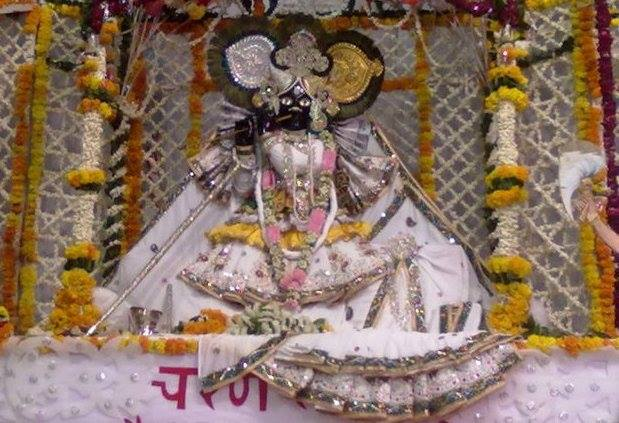 God Shri Banke Bihari Ji