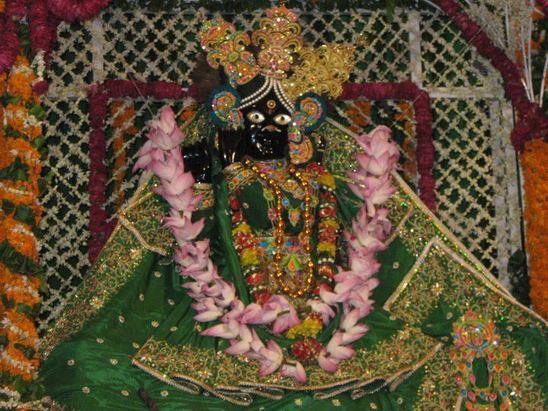 Shri Banke Bihari Ji Vrindavan Temple