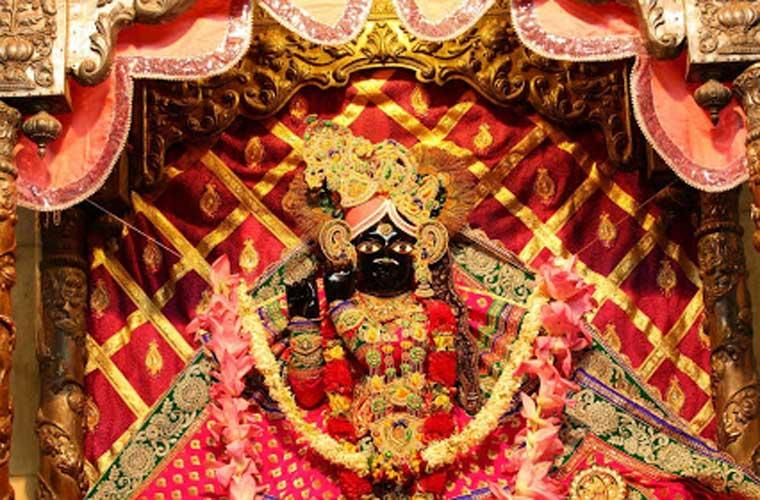 Shri Banke Bihari Temple Vrindavan