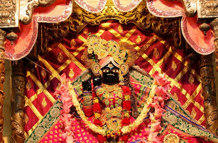 Vrindavan Temples Images