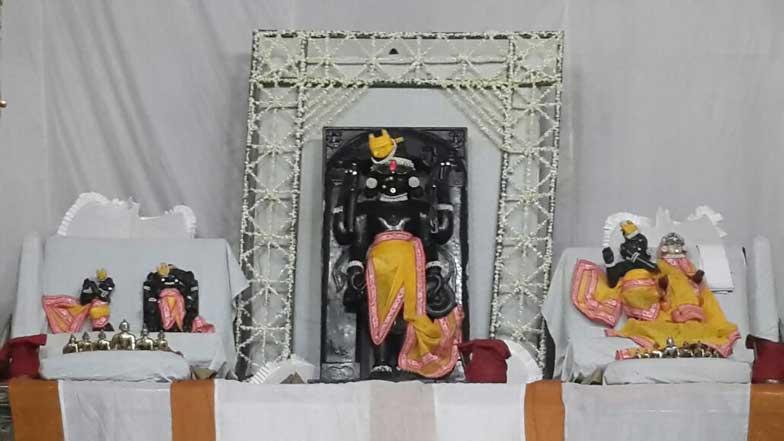 Shri Dwarkadhish Maharaj Temple Mathura