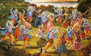 shri-krishna-raas-leela