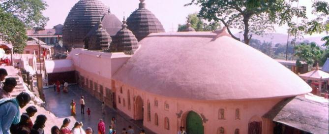 Kamakhya Shakti Peeth