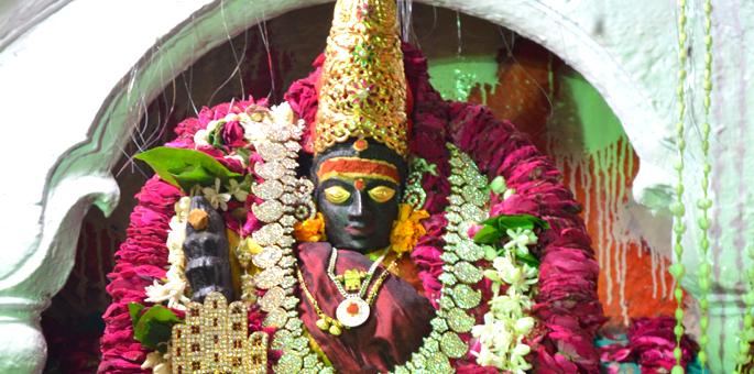 Vishalakshi Shakti Peeth