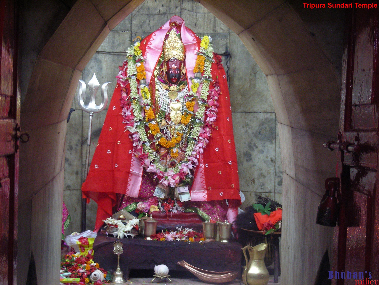 Tripura Sundari Shakti Peeth