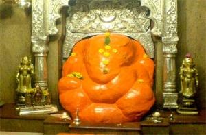 mahaganpati temple