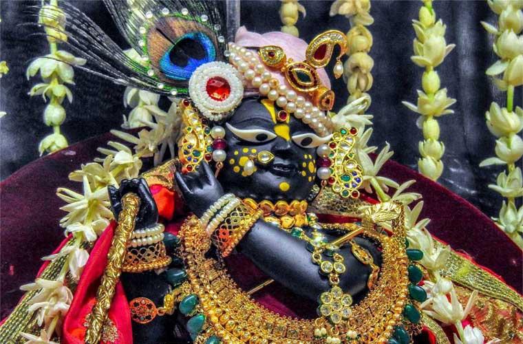 Shri Radha Raman Temple Vrindavan