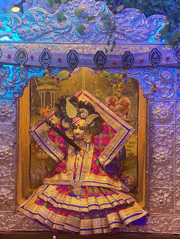 Swami Shri Haridas Ji Nidhivan