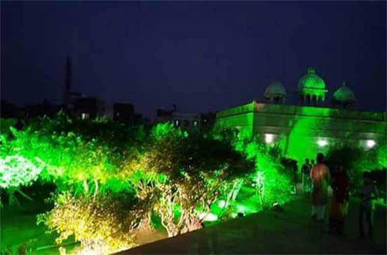 Nidhivan Vrindavan Temple