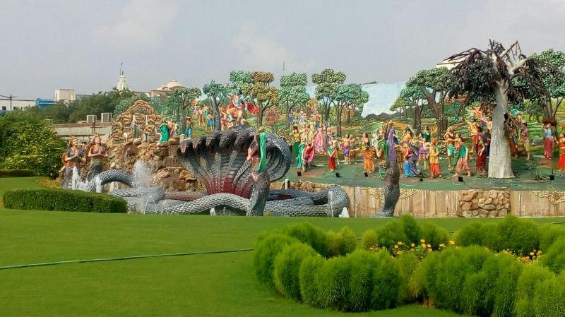 Kaliya Naag Mardan Prem Mandir Vrindavan Mathura