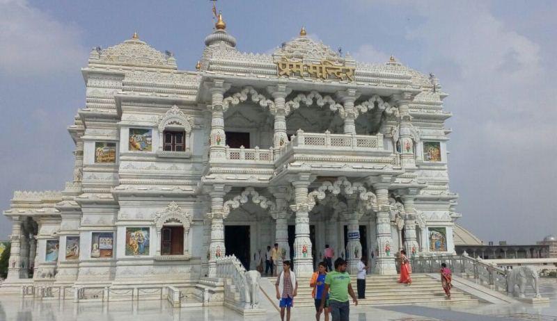 Prem Mandir Vrindavan Mathura