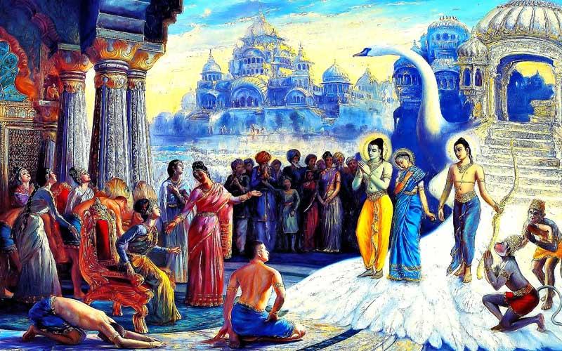 Shri Ram Return to Ayodhya